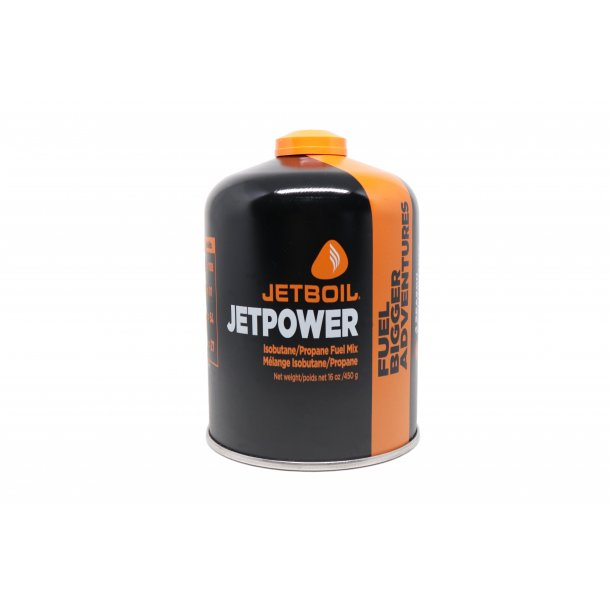 Jetboil Jetpower gas 450 g