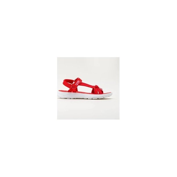 Cruz fritids sandal Rød
