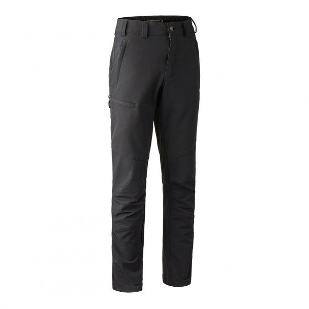 Deerhunter Full Stretch trousers Herre Sort