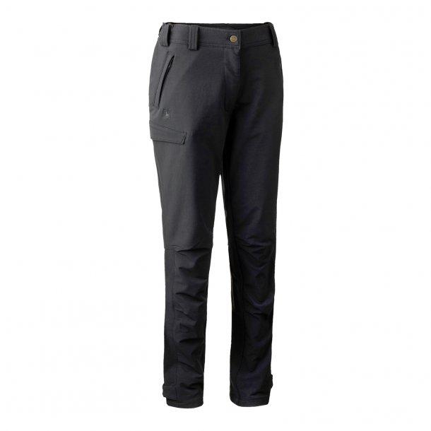 Deerhunter Lady Ann Full Stretch trousers Sort W