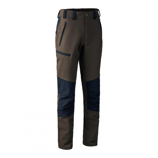 Deerhunter Full Stretch trousers Herre Brun/Sort