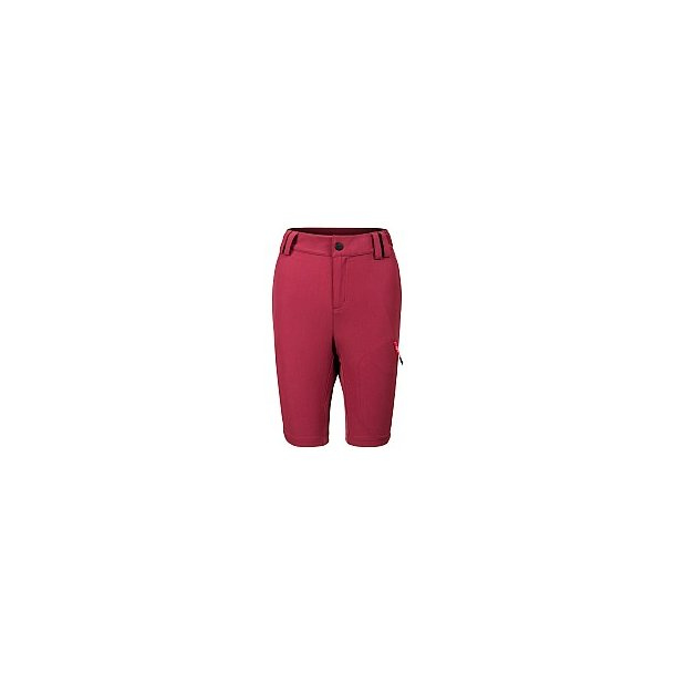 Tenson Atria Shorts Deep Red